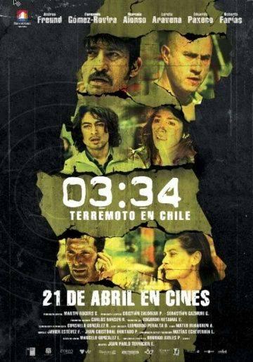 03:34 Землетрясение в Чили / 03:34 Terremoto en Chile (2011)