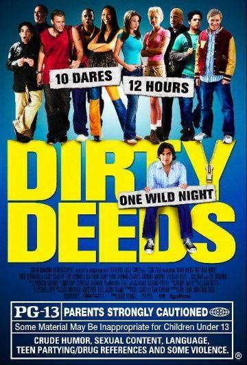 10 грязных поступков / Dirty Deeds (2005)