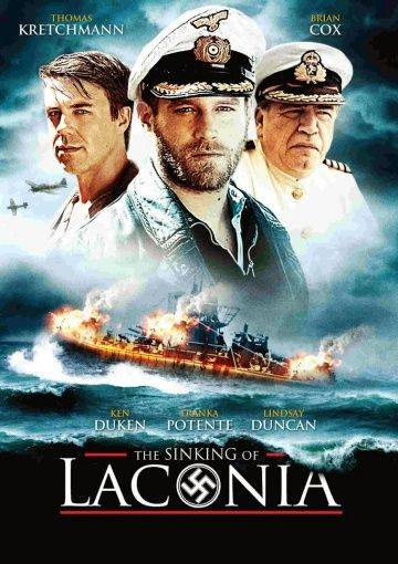 Крушение Лаконии / The Sinking of the Laconia (2010)