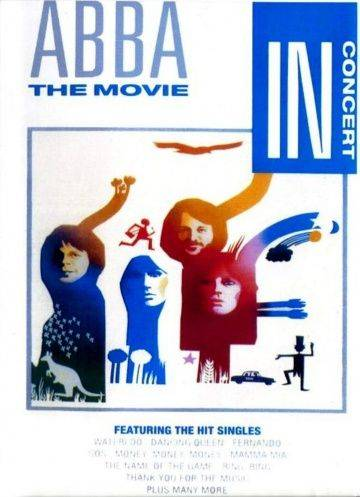 АББА: Фильм / ABBA: The Movie (1977)