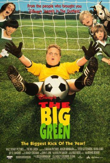 Азбука футбола / The Big Green (1995)