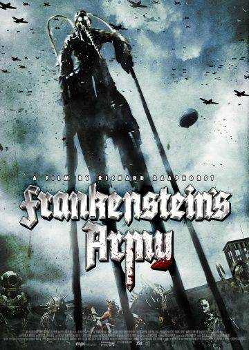 Армия Франкенштейна / Frankenstein's Army (2013)