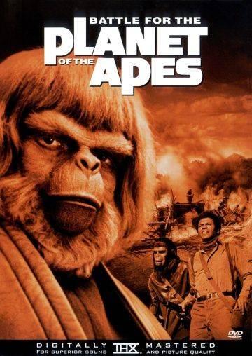 Битва за планету обезьян / Battle for the Planet of the Apes (1973)