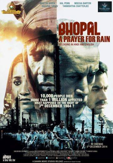 Бхопал: Молитва о дожде / Bhopal: A Prayer for Rain (2014)