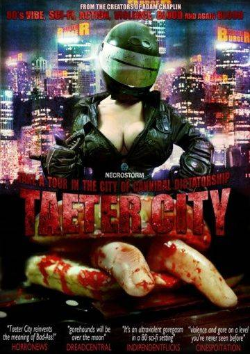 Город скверны / Taeter City: Take a Tour in the City of Cannibal Dictatorship (2012)