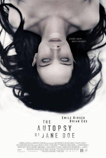Демон внутри / The Autopsy of Jane Doe (2016)