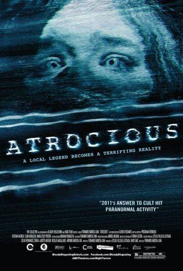 Зверское / Atrocious (2010)