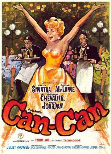 Канкан / Can-Can (1960)