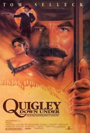 Куигли в Австралии / Quigley Down Under (1990)
