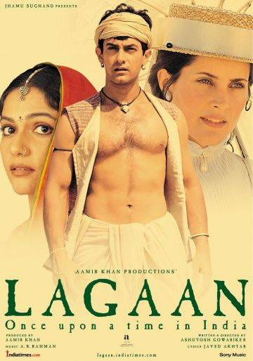 Лагаан: Однажды в Индии / Lagaan: Once Upon a Time in India (2001)
