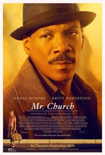 Мистер Черч / Mr. Church (2016)