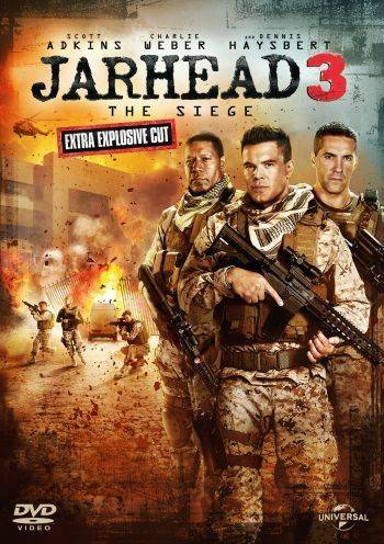 Морпехи 3: В осаде / Jarhead 3: The Siege (2016)