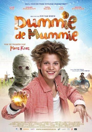 Моя любимая мумия / Dummie de Mummie (2014)
