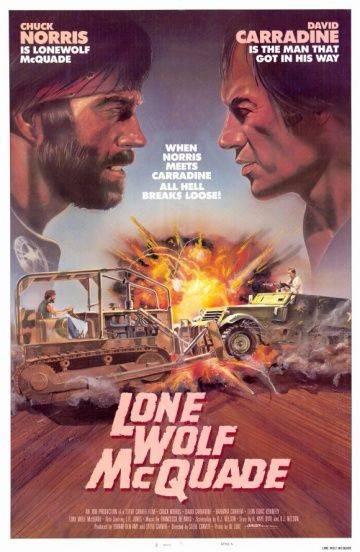 Одинокий волк МакКуэйд / Lone Wolf McQuade (1983)