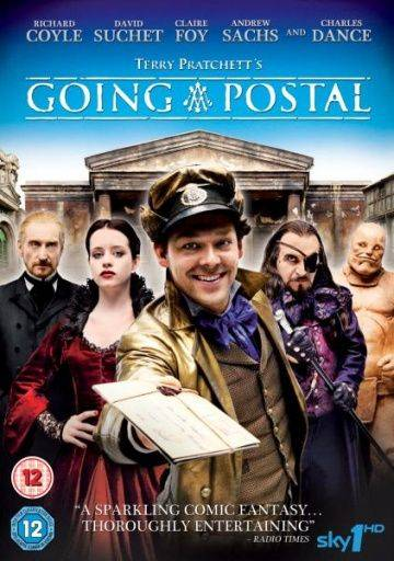 Опочтарение / Going Postal (2010)