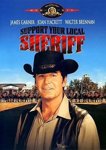 Поддержите своего шерифа! / Support Your Local Sheriff! (1969)