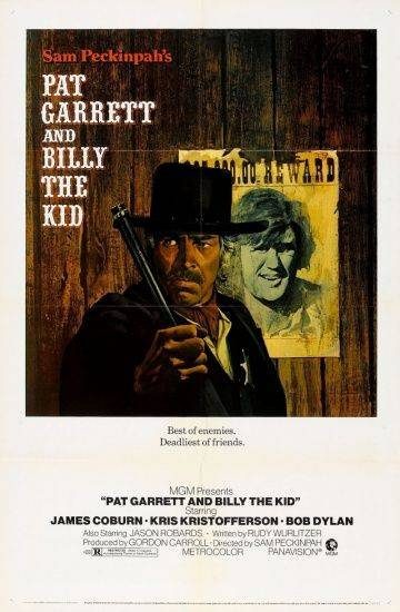 Пэт Гэрретт и Билли Кид / Pat Garrett & Billy the Kid (1973)