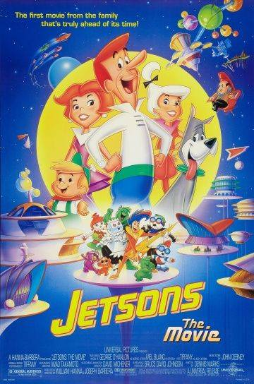Семья Джетсонов / Jetsons: The Movie (1990)
