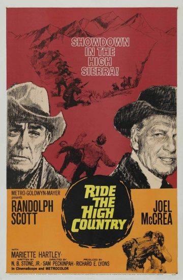 Скачи по высокогорью / Ride the High Country (1962)
