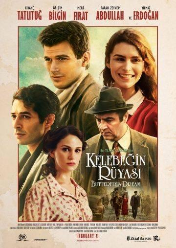 Сон бабочки / Kelebegin Ryasi (2013)