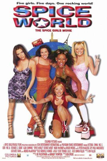 Спайс Уорлд / Spice World (1997)