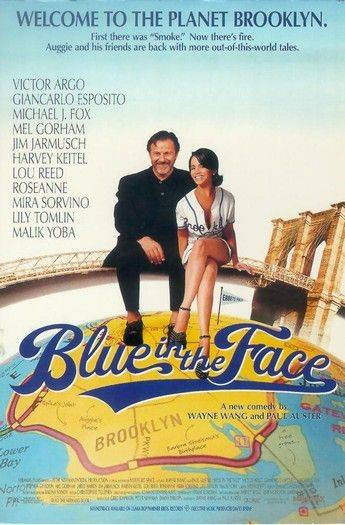 С унынием в лице / Blue in the Face (1995)