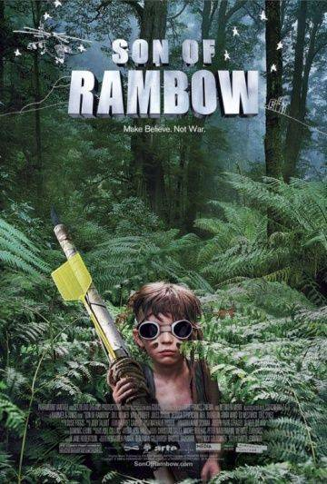 Сын Рэмбо / Son of Rambow (2007)