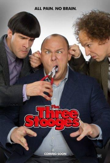 Три балбеса / The Three Stooges (2012)