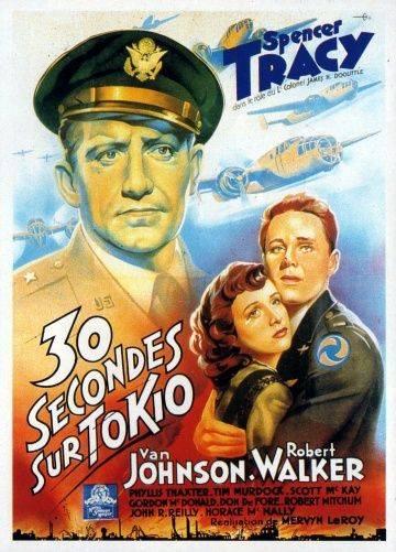 Тридцать секунд над Токио / Thirty Seconds Over Tokyo (1944)