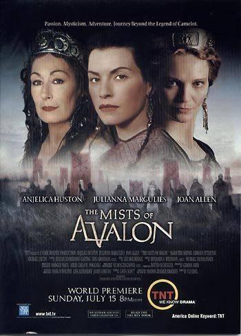 Туманы Авалона / The Mists of Avalon (2001)
