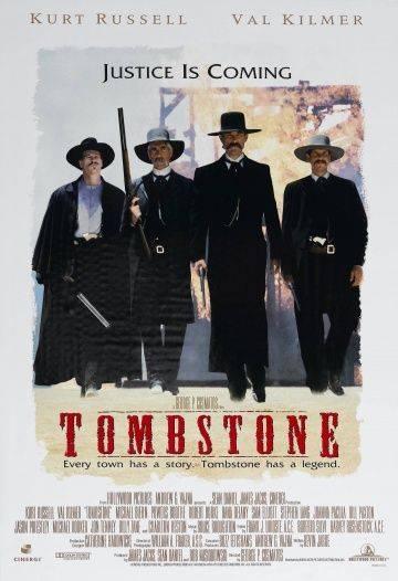 Тумстоун: Легенда дикого запада / Tombstone (1993)