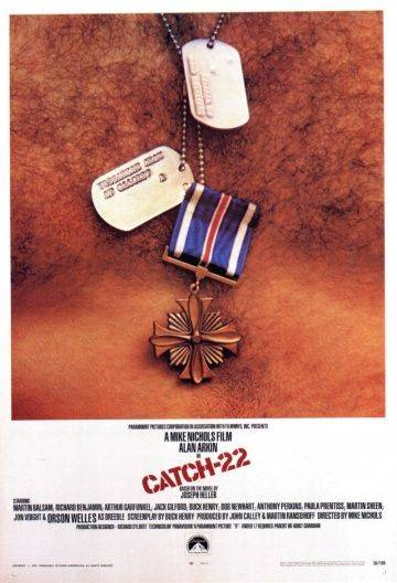 Уловка 22 / Catch-22 (1970)