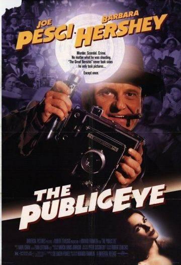 Фотограф / The Public Eye (1992)