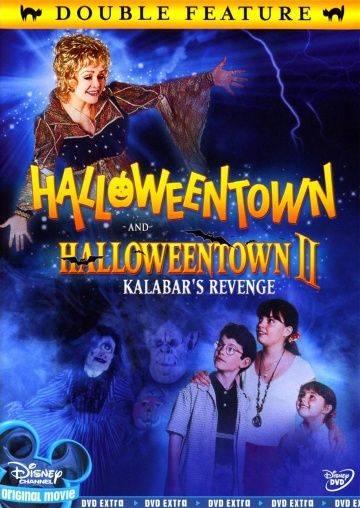 Хэллоуинтаун 2: Месть Калабара / Halloweentown II: Kalabar's Revenge (2001)