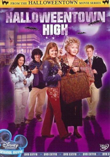 Хэллоуинтаун 3 / Halloweentown High (2004)