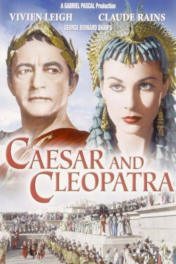 Цезарь и Клеопатра / Caesar and Cleopatra (1945)