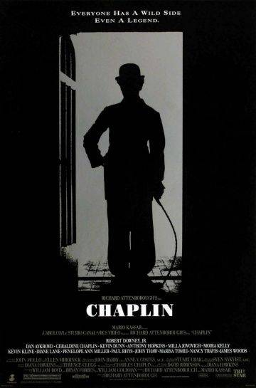 Чаплин / Chaplin (1992)