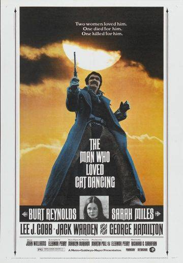 Человек, который любил танцующую кошку / The Man Who Loved Cat Dancing (1973)