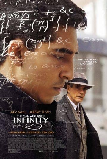 Человек, который познал бесконечность / The Man Who Knew Infinity (2015)