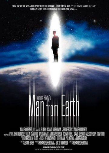 Человек с Земли / The Man from Earth (2007)