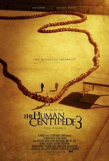 Человеческая многоножка 3 / The Human Centipede III (2015)