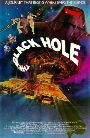 Черная дыра / The Black Hole (1979)