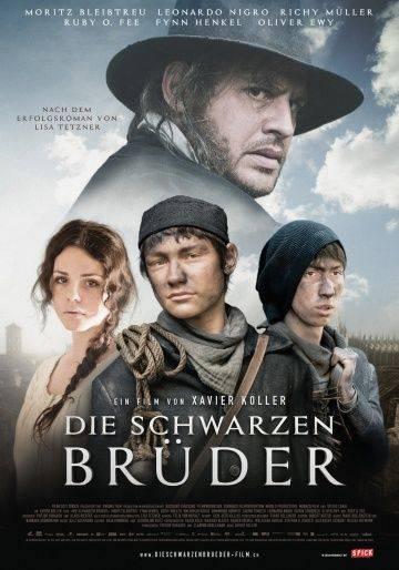 Черные братья / Die schwarzen Brder (2013)