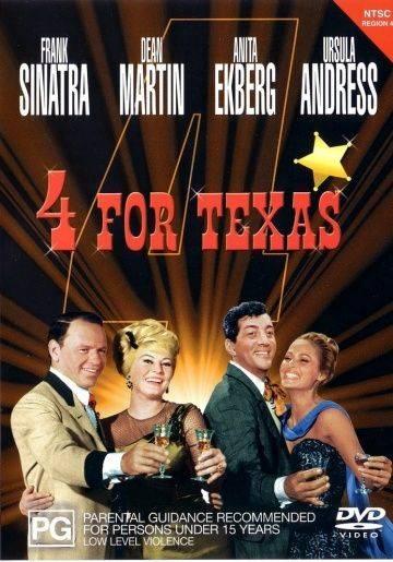 Четверо из Техаса / 4 for Texas (1963)