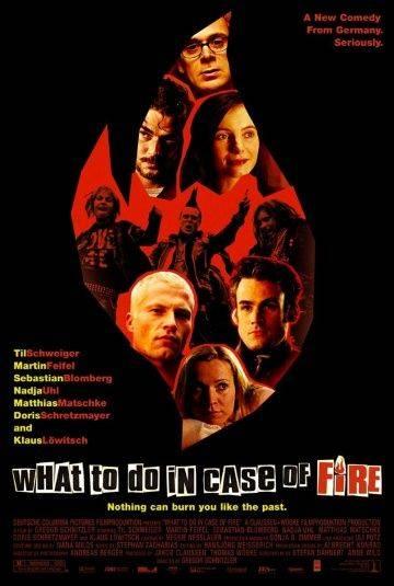 Что делать в случае пожара? / Was tun, wenn's brennt? (2001)