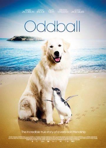 Чудак / Oddball (2015)