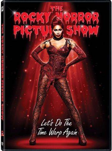 Шоу ужасов Рокки Хоррора / The Rocky Horror Picture Show: Let's Do the Time Warp Again (2016)