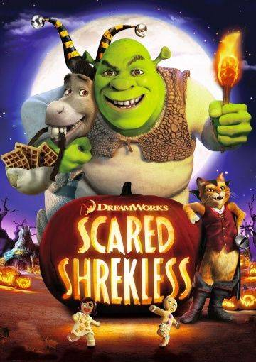 Шрек: Хэллоуин / Scared Shrekless (2010)