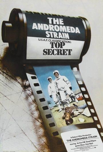 Штамм Андромеда / The Andromeda Strain (1971)