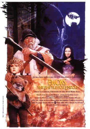 Эвоки: Битва за Эндор / Ewoks: The Battle for Endor (1985)